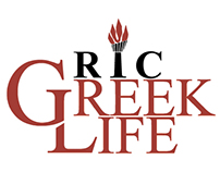 RIC Greek Life Logo