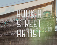 BOOK A STREET ARTIST