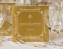 Annual Gala Dinner