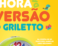Dia das Crianças Griletto 2013