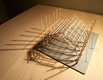 Architectural Balsa Models - 6