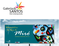 Merchandising, Galeria de Santos   projeto escolar