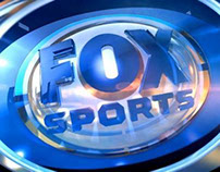 FOX SPORTS ASIA // LAUNCH 2013 // LOGO ANIMATION