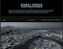 Dubai Creek, Interactive