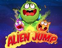 Alien Jump - Lab Escape