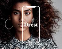 Drest | Supermodel Feature UI/UX
