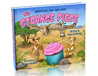 The Strange Piece Children's Book
