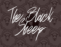 The Black Sheep - Branding -