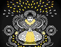 femme mystique/mystic woman