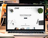 Website Responsive CMG Panama