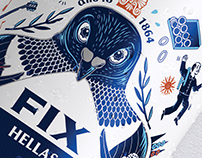 FIX Hellas Limited Edition Packaging