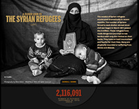 The Syrian Refugees, Multimedia