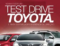 Test Drive Toyota Stéfani Motors