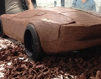 Clay Modelling - Audi Quattro Concept by Amoritz GT