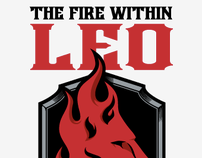 Leo: A FIRE WITHIN Apparel Line