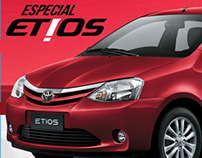 Folheto Feirão Toyota Stéfani Motors