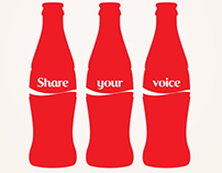 Coca-Cola Share Your Voice