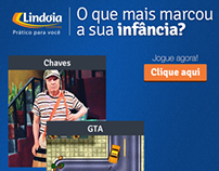 Lindóia Shopping - Facebook App