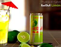 Red Bull Limón