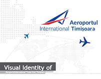 Visual Identity of Timisoara International Airport
