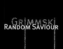 Grimmski - CD design
