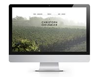 Weingut Edelbauer Website