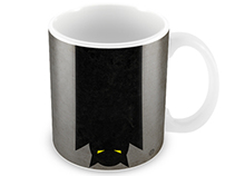 Hallowe'en Mugs