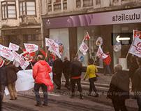 Manifestação CGTP - Porto 2013