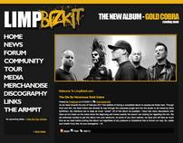 Limp Bizkit Website