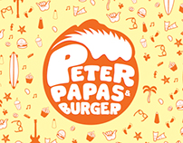 Peter Papas & Burger Wallpaper