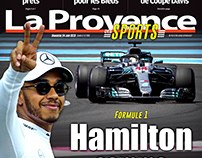 Hamilton comme une flèche !
