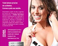 Anúncio Femini Multimax Max Titanium