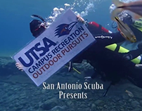UTSA Outdoor Pursuits Final Open Water Dive 10-13-2013