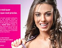 Anúncio Femini Whey Max Titanium