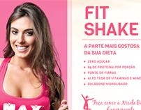 Anúncio Fit Shake Max Titanium