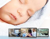 Campanhas diversas Hospital Moinhos de Vento
