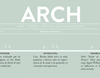 ARCH magazine
