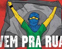 Guia de proteção pessoal para o manifestante pacífico