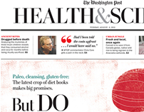 Diet Books, The Washington Post