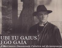 UBI TU GAIUS EGO GAIA