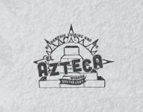 El Azteca Restaurant Logo
