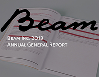 Beam Inc. Annual General Report