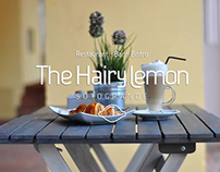 """The Hairy Lemon"" New Brand Identity"