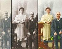 Restoration and colorization