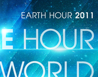 Earth Hour 2011 Poster