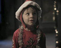 McDonald's Christmas commercial