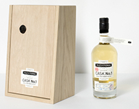 Isle of Fionia — Cask No. 1 – 362 bottles of dedication