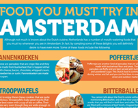 Food You Must Try in AMSTERDAM