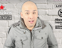 Jo Koy Comedy Show - Poster & Tickets