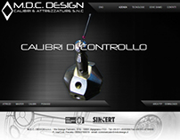 MDC DESIGN WEBSITE